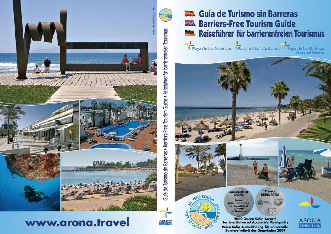 Ayuntamiento de Arona Guía de Turismo accesible