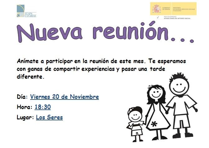 reunion padres noviembre